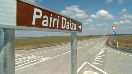 route pairi daiza