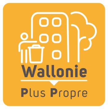 WalloniePlusPropre - Logo RVB
